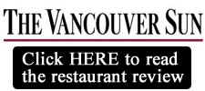 Vancouver Sun review of Brodeur's Bistro
